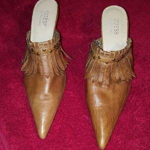 EUC Guess half boots